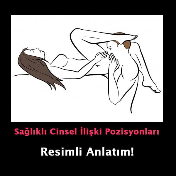 Sağlıklı Cinsel ilişki Pozisyonları Resimli 10 Pozisyon